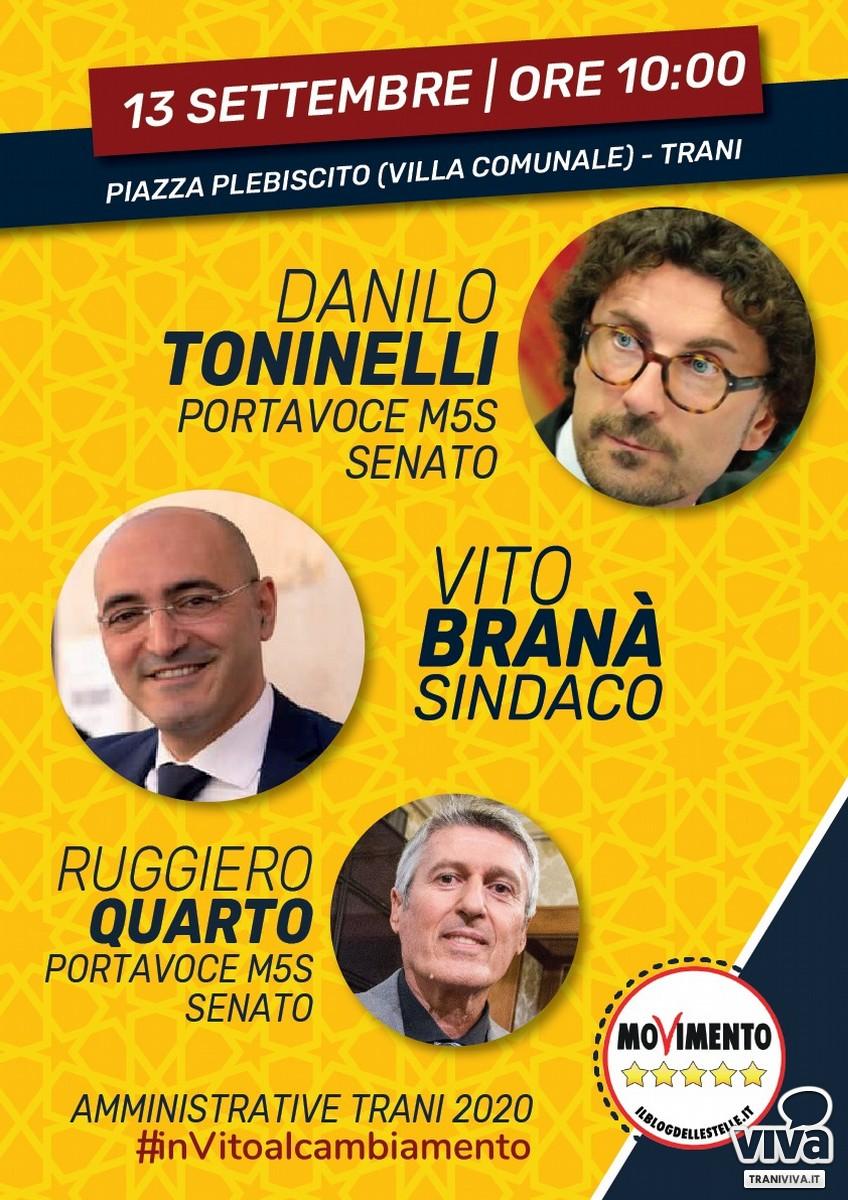 Toninelli, Branà, Quarto