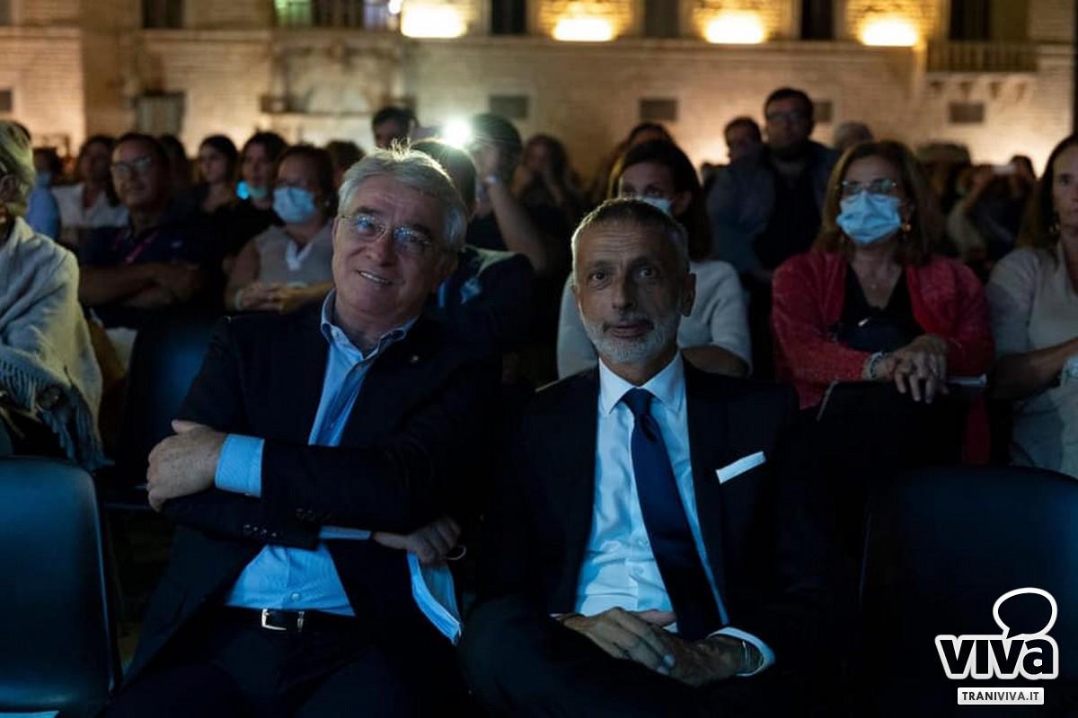 Cavalier Pagano e dottor Marcello Paduanelli