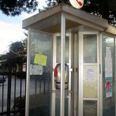Le cabine telefoniche di Trani