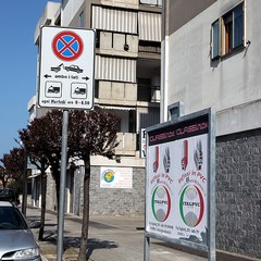 Trani, la città dei cartelli
