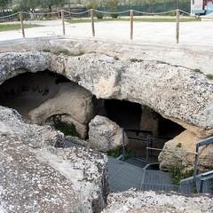 Chiesa paleocristiana di Santa Geffa