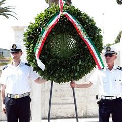 Commemorazione di Alfredo Albanese a Trani