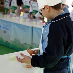 Mani in pasta, a lezione dal Mulino Bianco