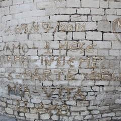 scritte abside cattedrale 4