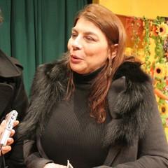 Tiziana Schiavarelli e Dante Marmone a Trani