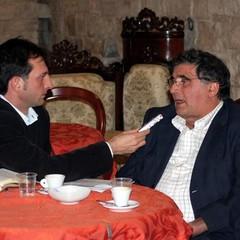 Un caffè con Dino Marinaro