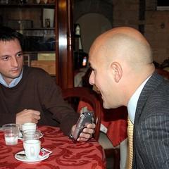 Un caffè con Gigi Riserbato