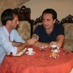 Un caffè con Domenico De Laurentis