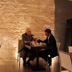 Un caffe con Nicola Barbera