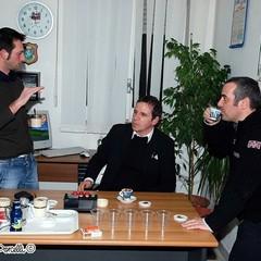 Un caffè con Sebastiano De Feudis