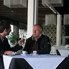 Un caffè con Tonio Di Lollo