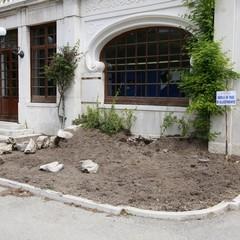 """La villa di Trani si prepara per """"Villa in fiore 2011"""""""