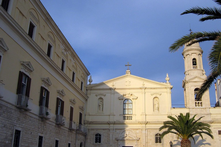 Chiesa del Carmine - padri Barnabiti