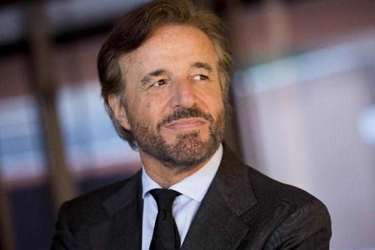 Una serata tra amici, Christian De Sica a Trani con il regista teatrale Pino Strabioli