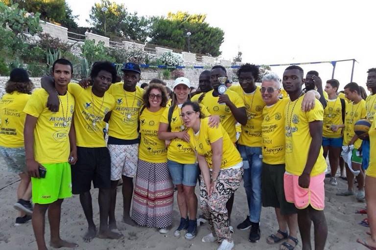Torneo Beach Volley 2017 alla Baia del Pescatore