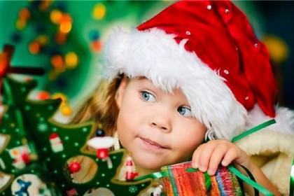 I bambini e il Natale