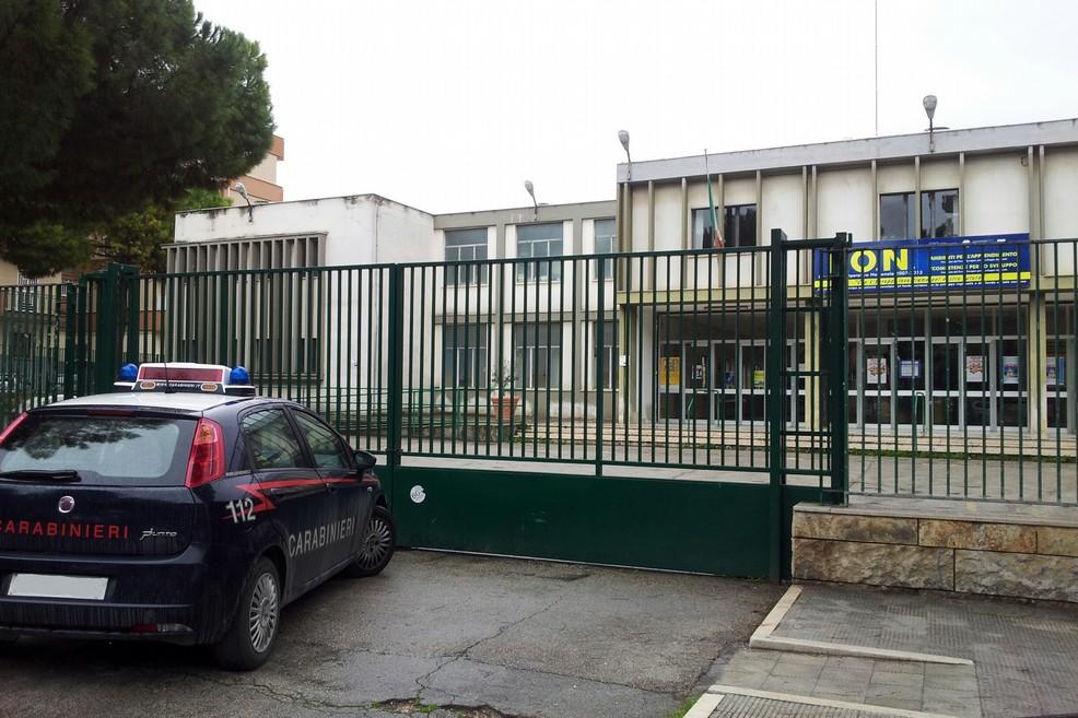 scuola media Baldassarre