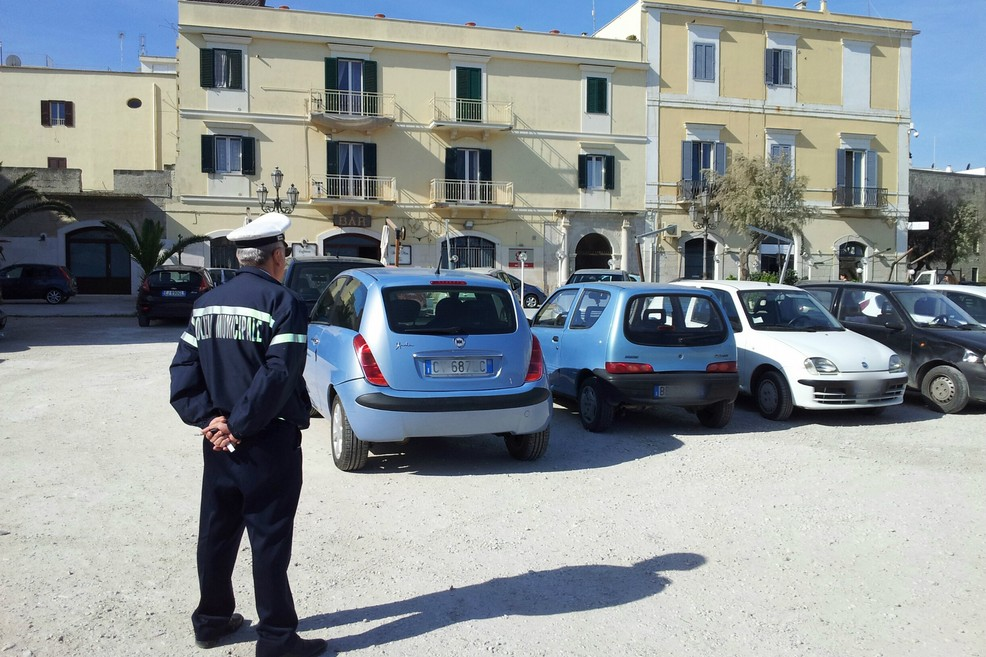 Parcheggio Palazzo Carcano
