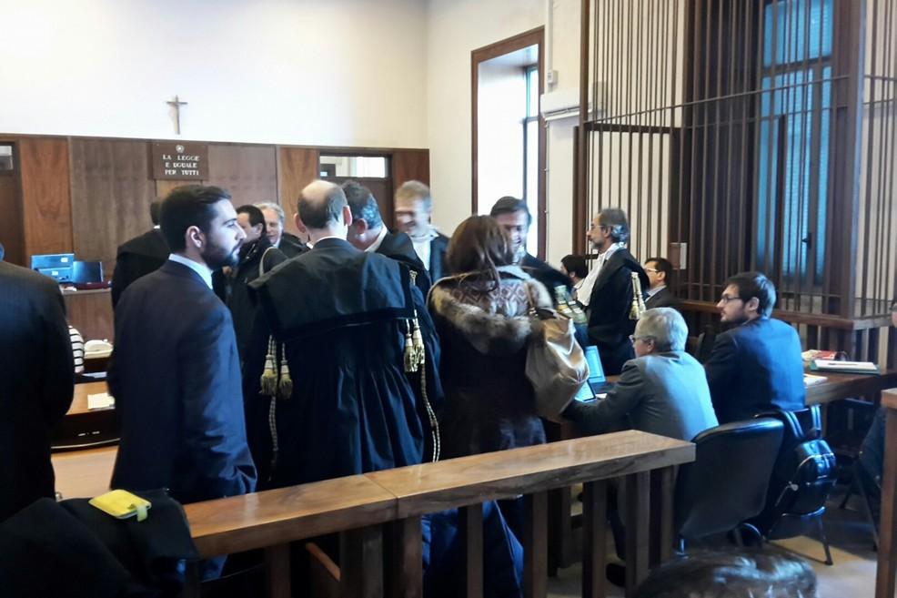 Processo S&P Tribunale di Trani