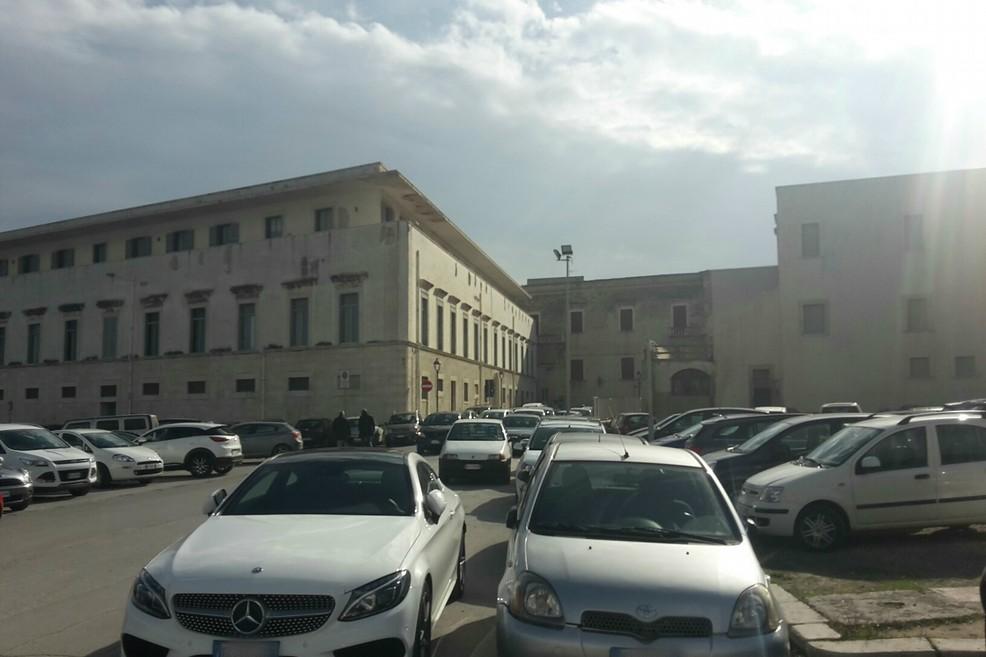 Piazza Re Manfredi