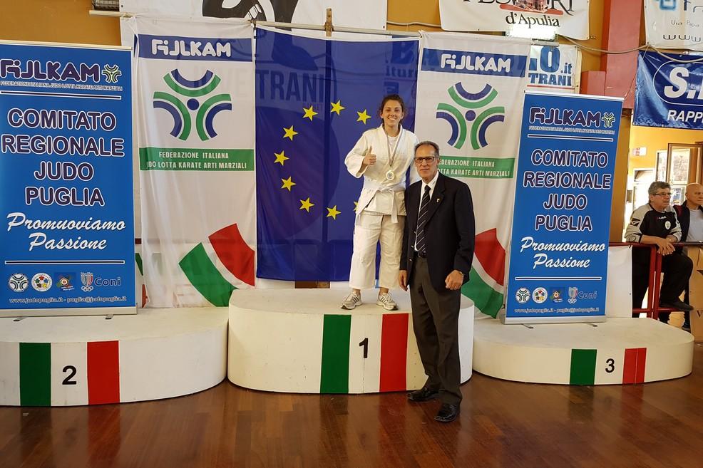 New Accademy Judo, l'atleta Giuseppe Loprieno conquista l'oro al Trofeo Coni Esordienti