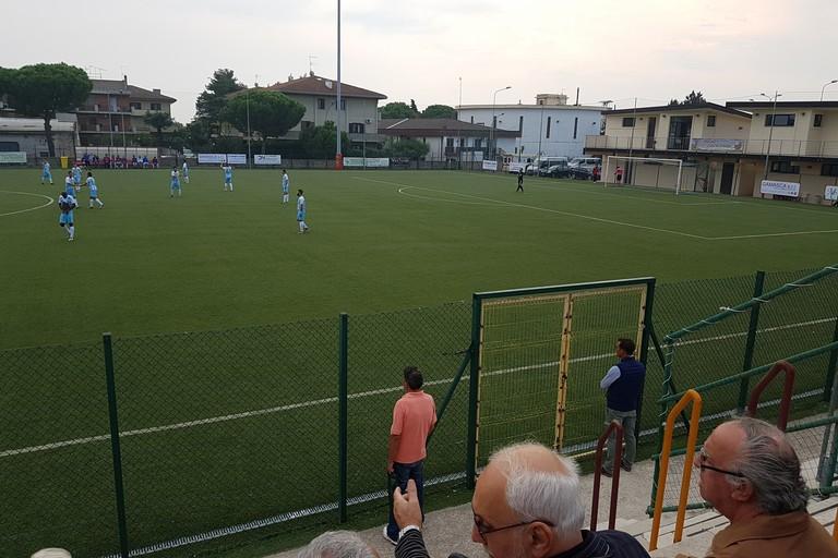 La Vigor Trani espugna San Severo: 2-0 con una rete per tempo