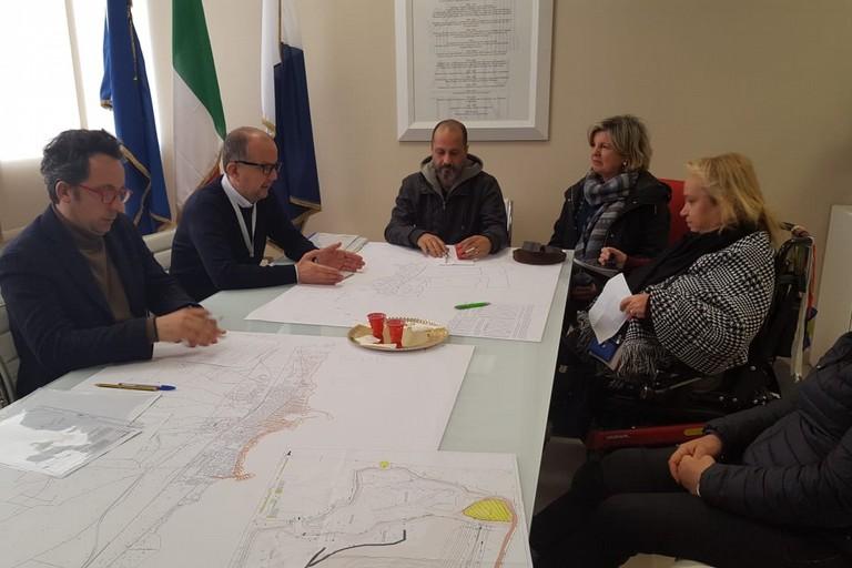 Incontro tra Amiu e Comitato di quartiere Pozzopiano