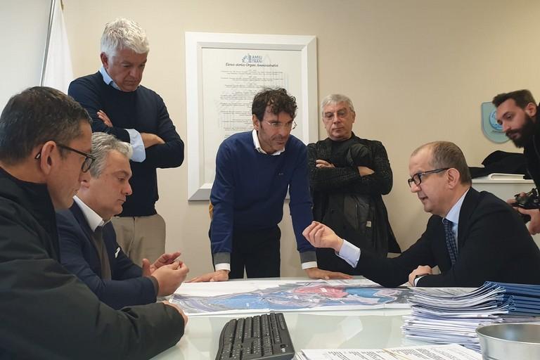 Discarica e raccolta differenziata, a Trani l'assessore regionale all'Ambiente Stea