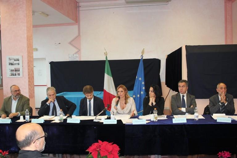 Codice Rosso: a Trani l'iniziativa della senatrice Angela Bruna Piarulli