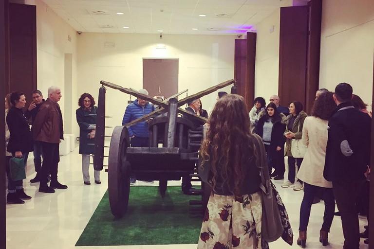 Palazzo delle Arti Beltrani: alle porte un weekend ricco di iniziative