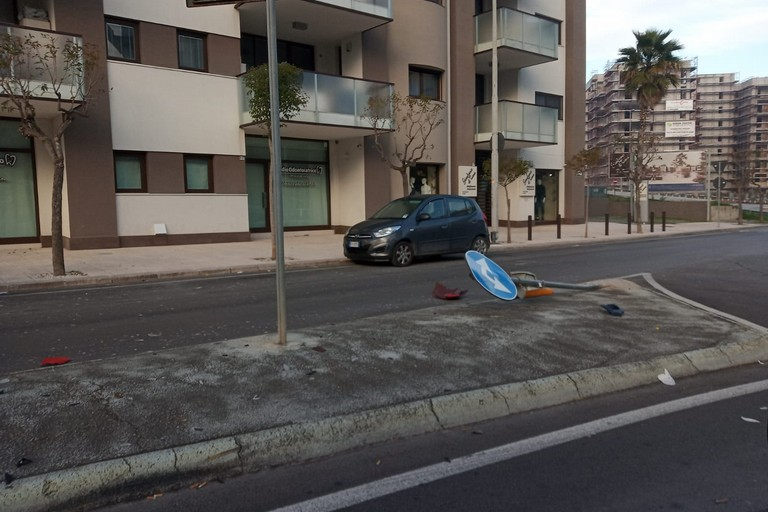 Incidente in via Falcone