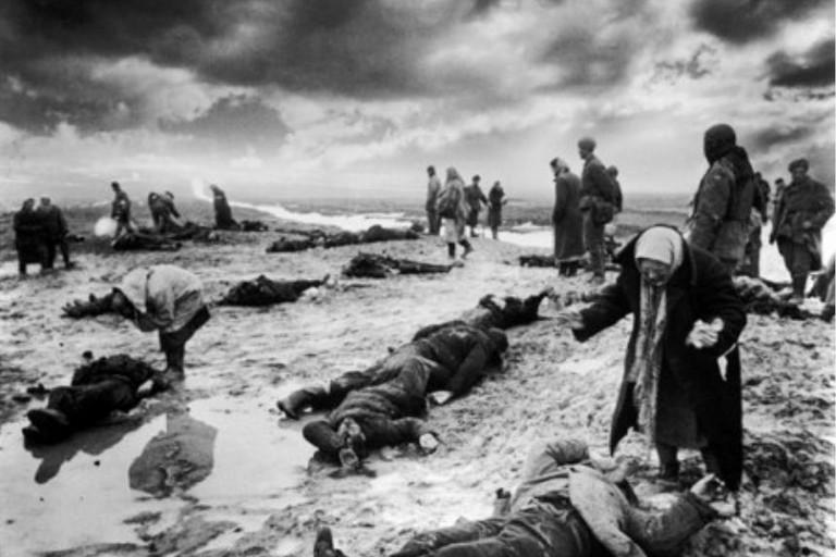 Olocausto in Crimea