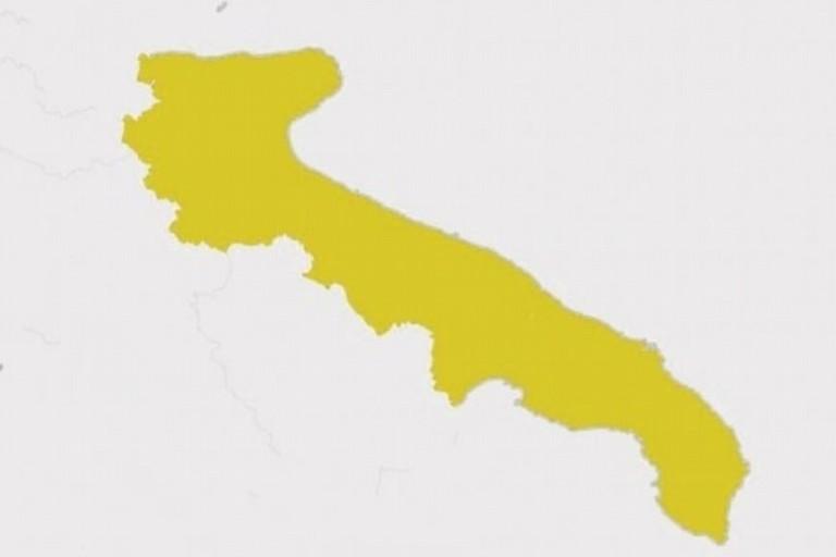 Puglia gialla