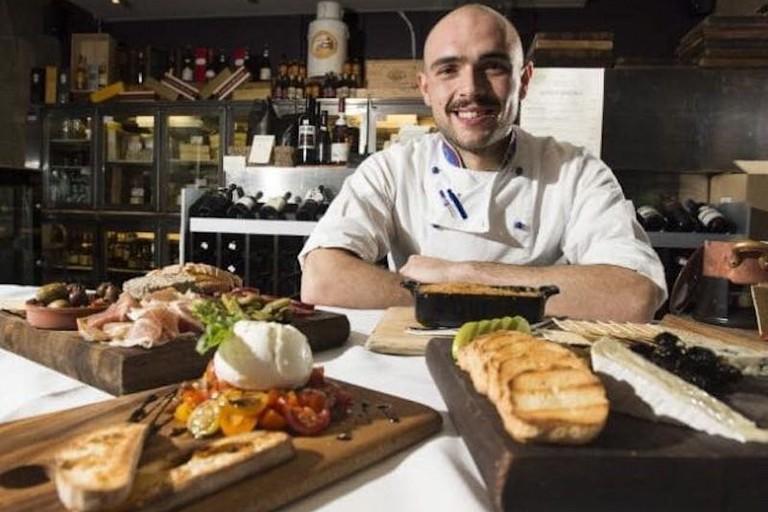 Carlo Colucci: lo chef tranese conquista Sydney
