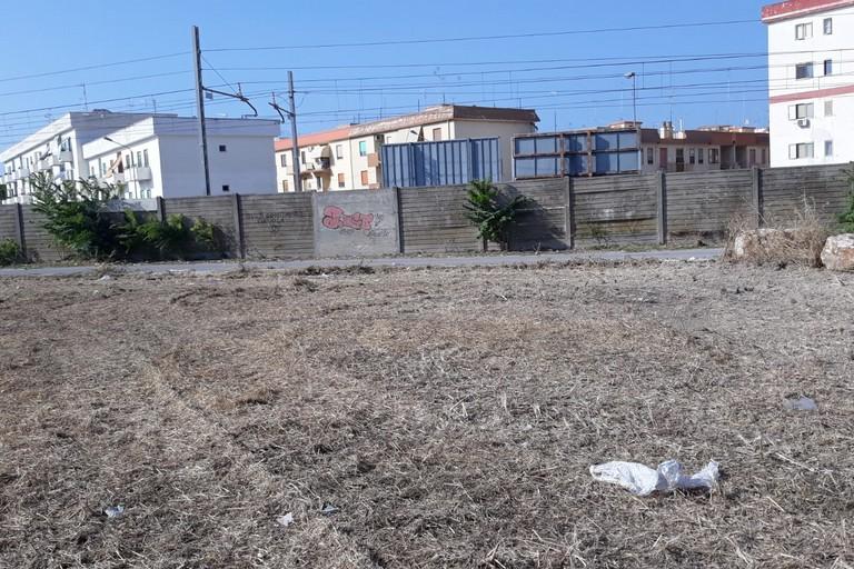Campo via Parini e via Giacchetti