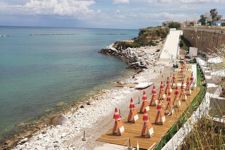 Spiaggia Mongelli
