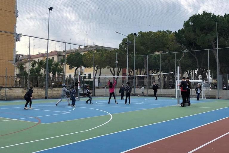 Campo sportivo Angeli Custodi