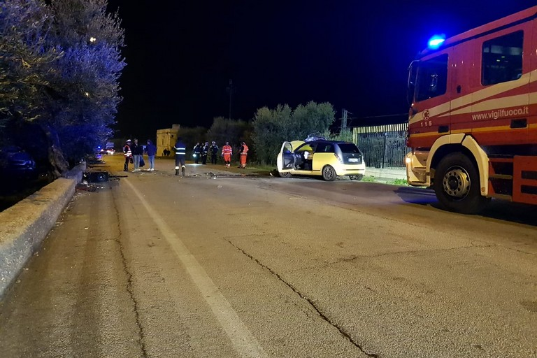 Incidente a Barletta