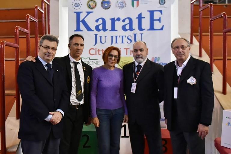 Savino Fabiano (nella foto a a destra)