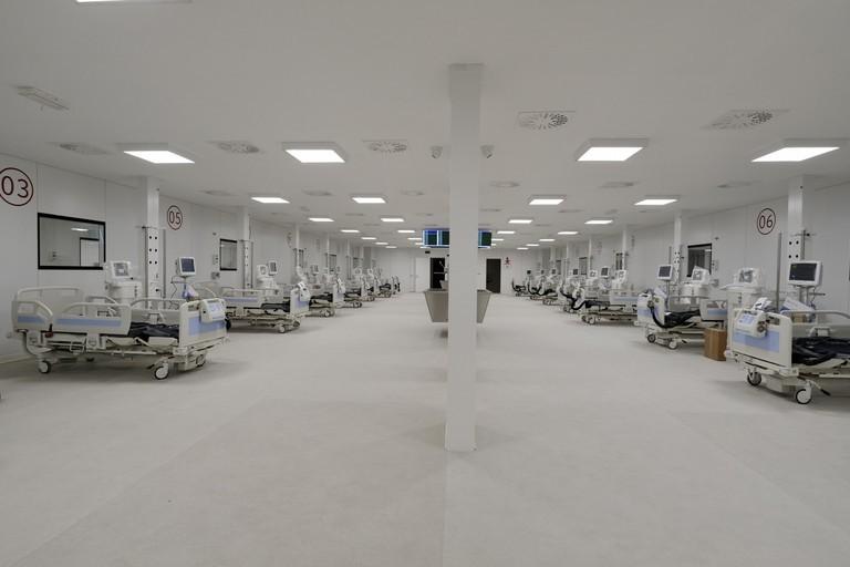 Ospedale Fiera del Levante