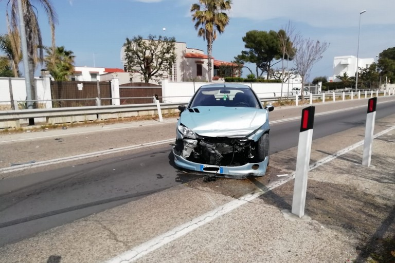 Incidente zona Matinelle