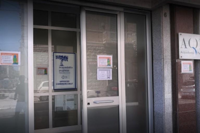 Furto nella sede dell'Acquedotto Pugliese di Trani, rubati tablet e cellulari