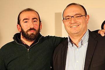Andrea Moselli e Giovanni Ronco