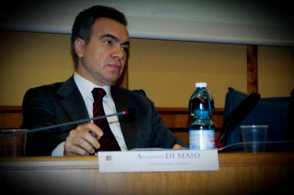 Antonino Di Maio procuratore di Trani