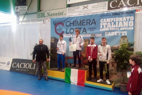 Judo, campionato ad Arezzo