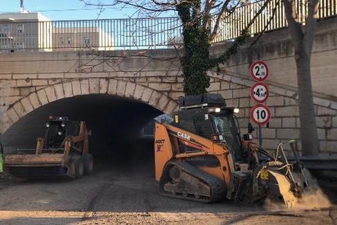 Via del Ponte Romano