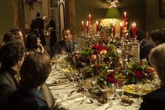 """Al Cinema Impero """"La Cena di Natale"""" con Riccardo Scamarcio e Laura Chiatti"""