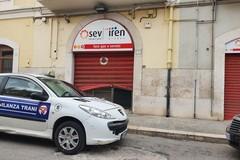 Tentato furto in un negozio di via Barisano da Trani