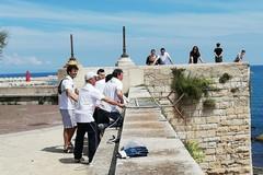 Amici del mare: in azione i volontari dell'associazione, Amiu e assessorato all'Ambiente