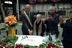 Trani festeggia un'altra centenaria: tanti auguri a nonna Maria Di Filippo